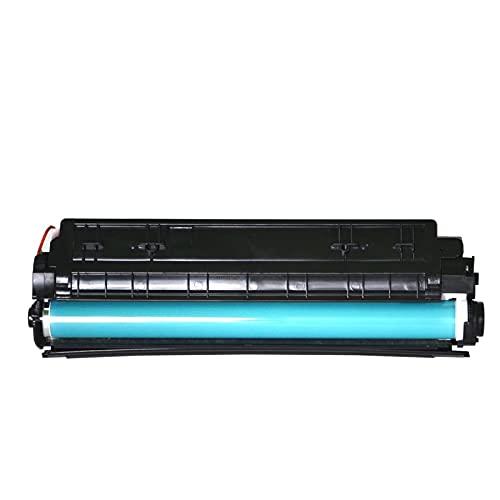 Cartuchos de tóner for HP P1102 P110 2W M1132 M1212NF M1214NFH M1217NFW Impresora Recargable Compatible Cartuchos de tóner Completo (Color : BK)