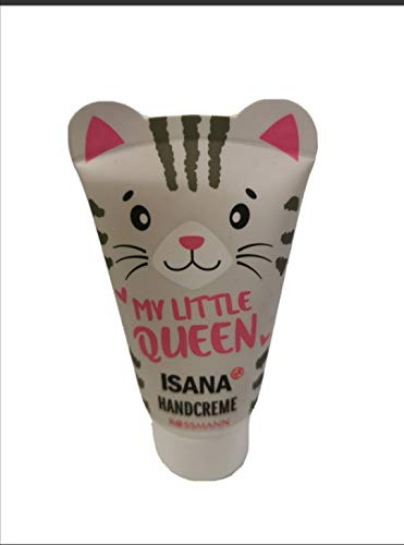 Isana Handcreme My little queen 75 ml LIMITED EDITION