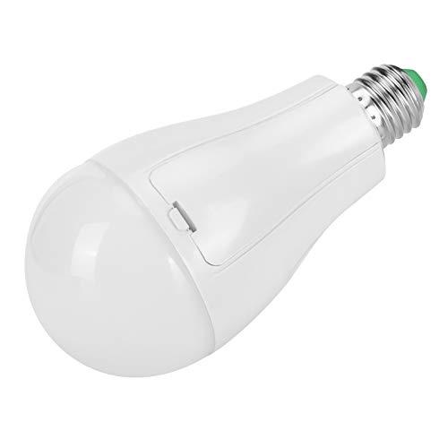 Cosiki Luz de Emergencia, Bombilla LED portátil para Interior para Exterior para Acampar