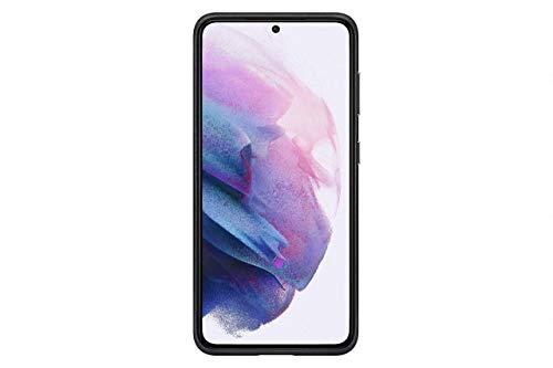 Samsung Leather Cover EF-VG991 für Galaxy S21 5G, Black - 6.2 Zoll