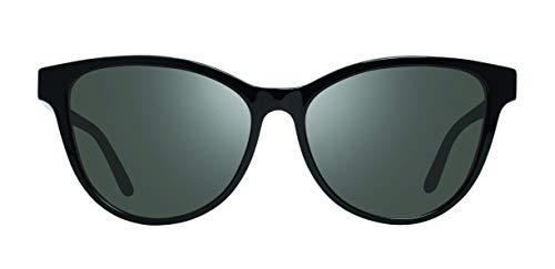 Revo Daphne - Gafas de sol polarizadas (56 mm), color negro