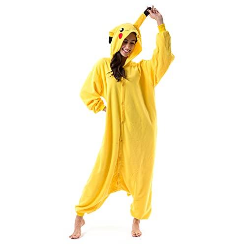 Beauty Shine Adult Unisex Cartoon Onesie Pajamas Cosplay Halloween...