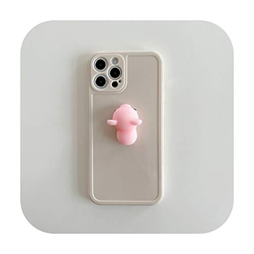 Suhoo - Carcasa para iPhone 12 11 Pro Max 12mini X XS Max XR 7 8 Plus (poliuretano termoplástico)
