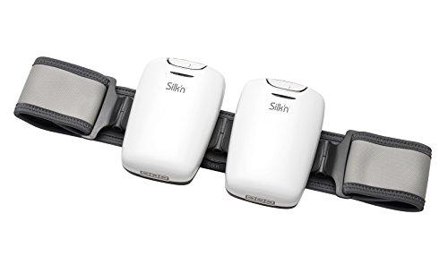 Silk'n Lipo - Schmerzloses Gerät zur Fettreduzierung und Tonisierung - LLLT- und EMS-Technologie - Tont und Stärkt die Muskeln