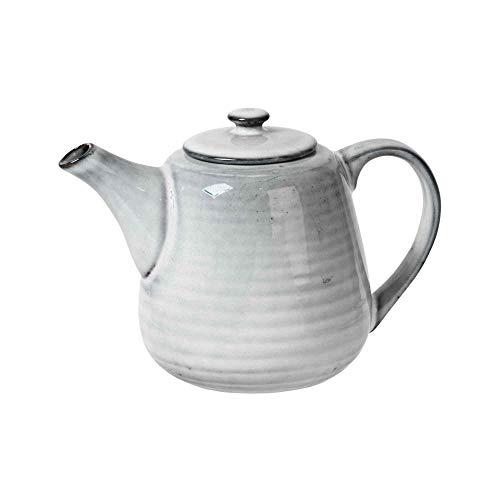 Broste Copenhagen 14533087 Nordic Sand - Tetera (cerámica)