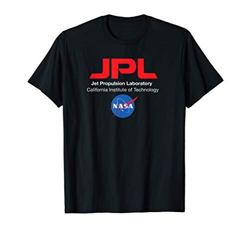 JPL - Jet Propulsion Laboratory - NASA Logo T-Shirt