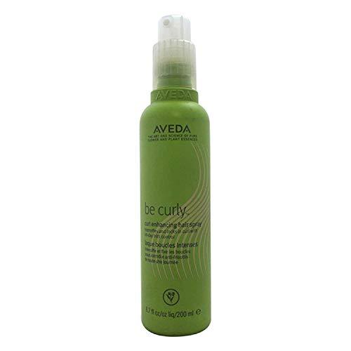 AVEDA - HAIR BE CURLY ENHANCING - Haarspray - 2x200 ml - (grün)
