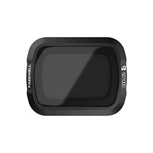 Freewell ND1000 Langzeitbelichtungsfotografie Objektivfilter mit Netural Dichte Kompatibel mit Osmo Pocket, Pocket 2