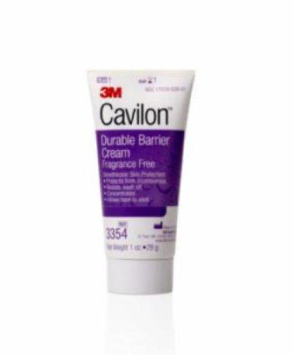 3M Cavilon Durable Barrier Cream w/Dimethicone 1 oz Tubes - Pack of 5