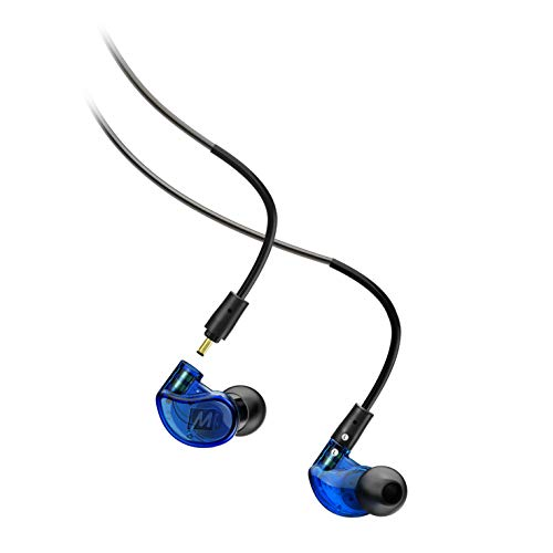 MEE audio, M6 PRO 2. Generation Universal In-Ohr-Monitor One Size blau