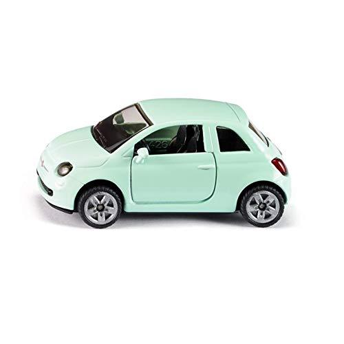 Siku - Modellino Auto Fiat 500, colore Assortiti