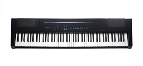 Artesia PA-88H 88-Key Weighted Hammer Action Digital Piano with Sustain...