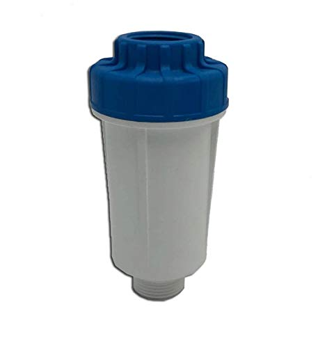 Filtro para caldera de condensación para neutralizar la acidez de la condensación.