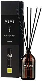 MsMs(ムースムース) リードディフューザー ルームフレグランス 90ml リーフィー&ホワイトムスク?6225【人気 おすすめ 】