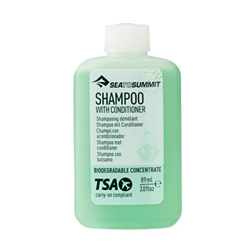 Sea To Summit - Trek and Travel Pocket Liquid Conditioning Shampoo - Outdoorshampoo, 89ml