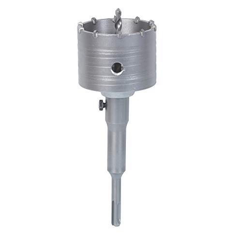 Ribitech 06436corona perforadora de carburo sistema SDS (80x 160mm