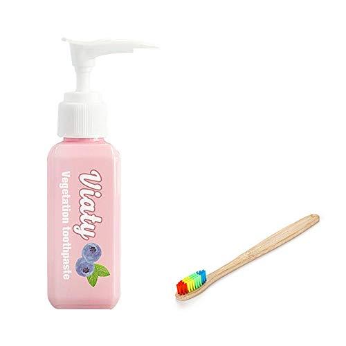 Smilikee Viaty flüssigkeit Whitening Zahnpasta Fleckenentfernung Zahnpasta gegen Zahnfleischbluten Backpulver Hygiene Zahnpflege