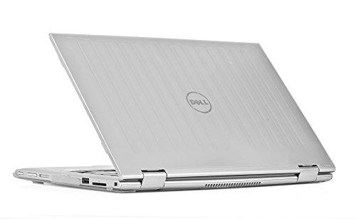 mCover Hard Shell Case voor 11,6 inch Dell Inspiron 11 3147/3148 2-in-1 converteerbare laptop (Clear) (** NIET compatibel met Dell Inspiron 11 model 3137/3138 touchscreen **)
