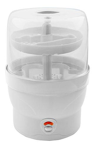 Hartig + Helling BS 29 Elektonischer Dampfsterilisator für bis zu 6 Flaschen