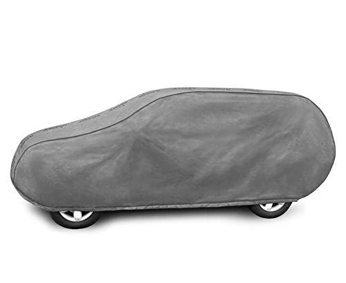 Kegel Blazusiak Vollgarage Ganzgarage Mobile XL SUV kompatibel mit VW Tiguan Allspace ab 2016 Schutzplane Abdeckung