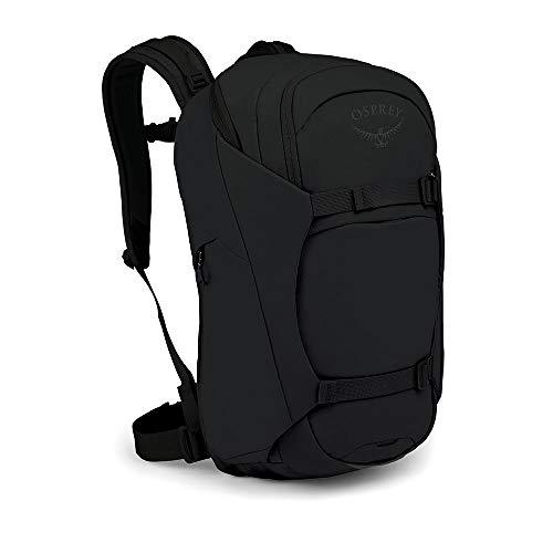 Osprey Metron 26 Rugzak voor werk, school en vrije tijd, unisex – Black O/S