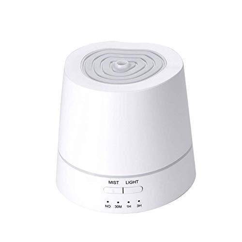 WZHZJ Humidificador, humidificadores ultrasónicos, Fresco y calefacción Niebla humidificadores con Bandeja de Aceite Esencial for el Dormitorio o Crece la Tienda