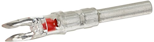 Nockturnal-H Lighted Nock for Arrows with .233 Inside Diameter Including Easton Brands - RED 3-Pack