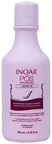 INOAR PROFESSIONAL - POS Progress Leave-In - Prolong Keratin Treatment Effectiveness (8.45 Ounces)