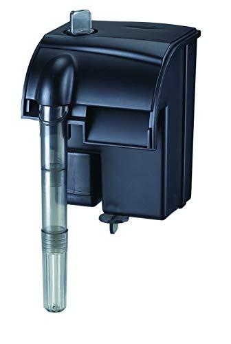 BPS Filtro Profesional Acuario Filtro Externo de Mochila para Pecera Ahorro de Energía 8.5 * 8* 10.5 CM (3W ,190L/H) BPS-6020*A