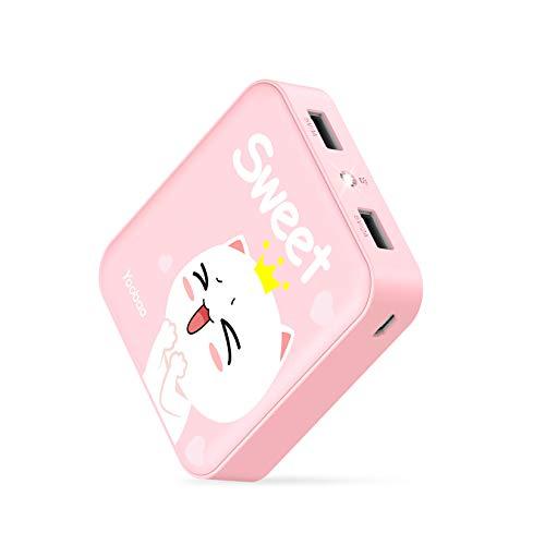 Yoobao Portable Charger 10000mAh Power Bank External Battery Pack Powerbank Cell Phone Battery...