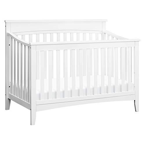 DaVinci Grove 4-in-1 Convertible Crib in White, Greenguard Gold Certified