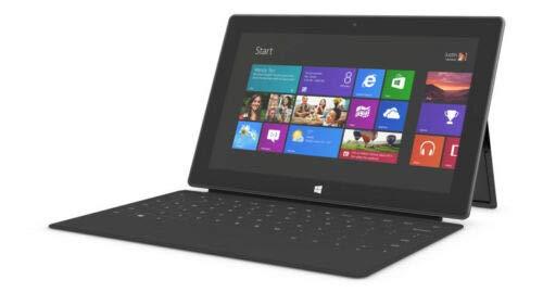 windows tablet de la marca Microsoft