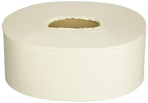 "Scott 03148 JRT Jumbo Roll Bathroom Tissue, 2-Ply, 9"" dia, 1000ft (Case of 4)"