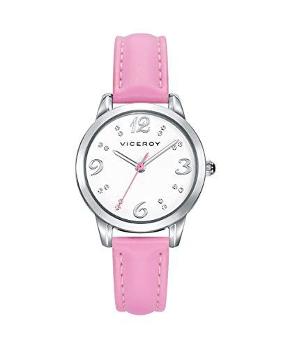 Reloj Viceroy Niña Pack 401110-05 + Pendientes Estrellas