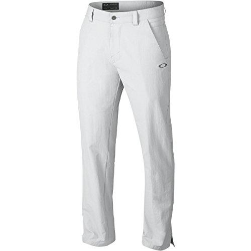 Oakley Take Pant 2.5 Pantalon de Golf Homme, Blanc, FR : L...
