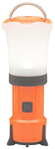 Black Diamond Camplaterne Orbit Laterne, Vibrant Orange, One Size