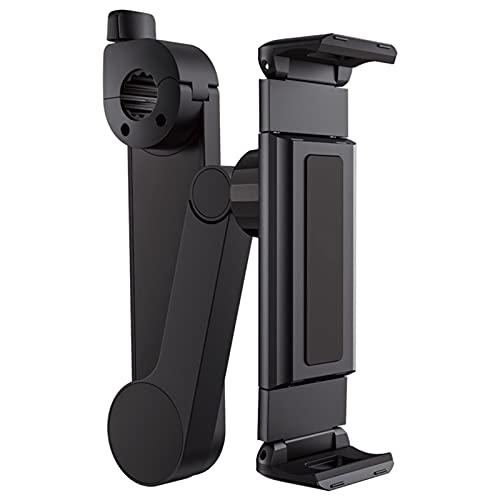 Soporte para reposacabezas de coche, soporte giratorio de 360° para tableta de coche para niños, compatible con tabletas, Nintendo Switch, teléfonos de 4.7 pulgadas a 12.3 pulgadas de ancho
