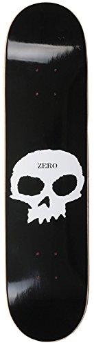 Zero Single Skull, schwarz/weiß
