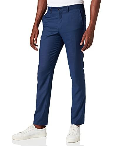 Jack & Jones Jprsolaris Trouser Noos Pantalon De Costume, Bleu (Medieval Blue Medieval Blue), W36 (Taille Fabricant: 52) Homme