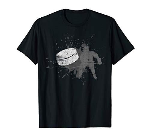 Eishockey Ice Hockey Eishockey Team Eishockeyspieler T-Shirt