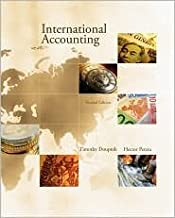 International Accounting 2nd (second) edition Text Only