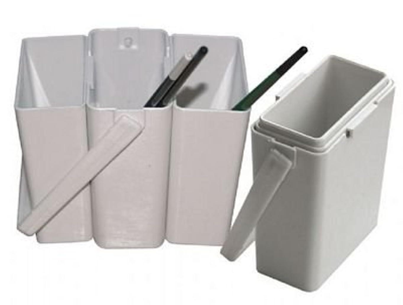 給料欺く朝Heritage Arts BWB12 Detachable Plastic Brush Washer by Heritage Arts