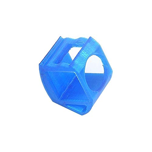 HONG YI-HAT 3D Printing TPU SQ11 1080P HD Camera beschermhoes Base Protector Mini Camera Houder for RC FPV Drone Drone vervangingsonderdelen (Color : Blue)