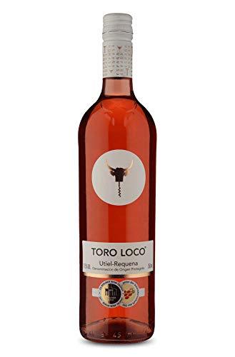 Toro Loco D.O.P. Utiel-Requena Rosé BVC Espanha Bobal, 750 ml