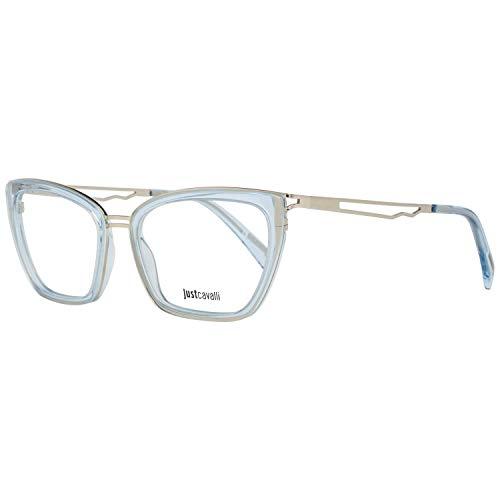 Just Cavalli JC0858 Gafas de sol, Turquesa (Azzurro Luc), 52.0 Unisex Adulto