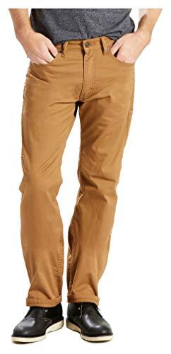 Levi's Men's 505 Regular Fit Jeans, Caraway - Stretch, 34W x 32L