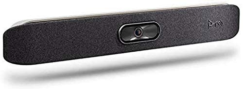 Poly Bundle aus Studio X30 & Poly TC8, All-in-one 4K Video-Konferenz-System, 20,32 cm (8 Zoll) Touchscreen Display, Schwarz