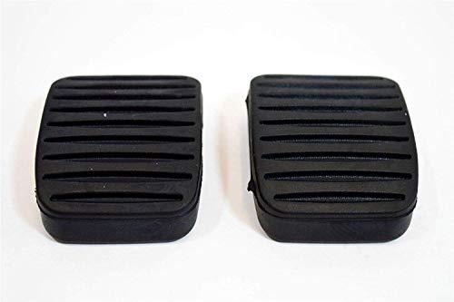 Genuine Vauxhall Embrayage//Pédale De Frein Caoutchouc Corsa E Meriva B 93188880