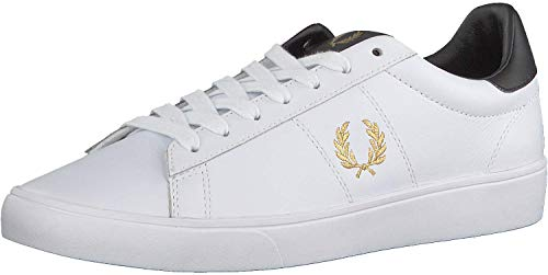 Fred Perry Sneakers Spencer Uomo White 43 EU