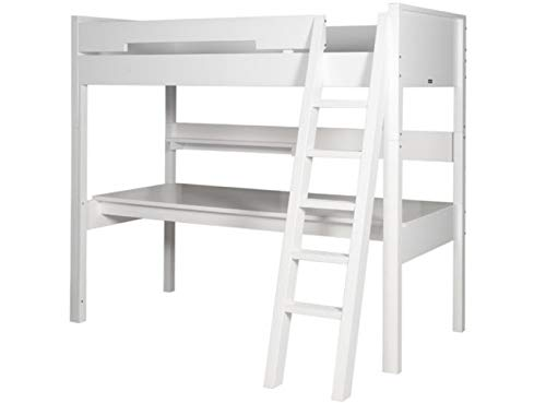 Bopita Writing Table Top High Sleeper XL COMBIFLEX White